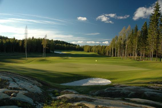 Linna Golf in Finland