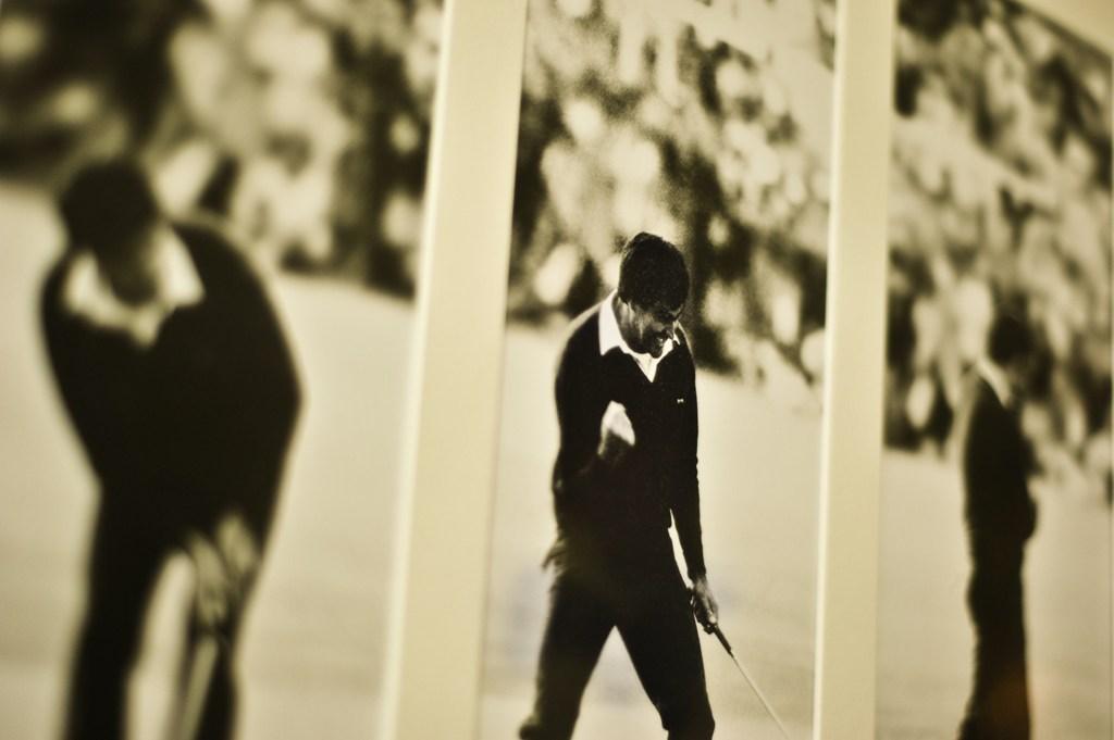 Golf Legend Seve Ballesteros 1957-2011