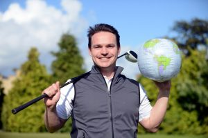 Matthew Moore Global Golfer Magazine