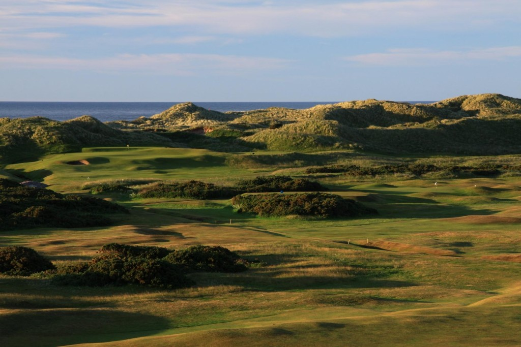 Cruden Bay golf links