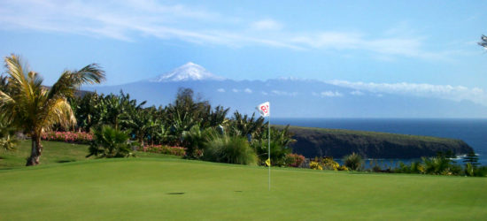 Land of eternal Spring: golf in Tenerife