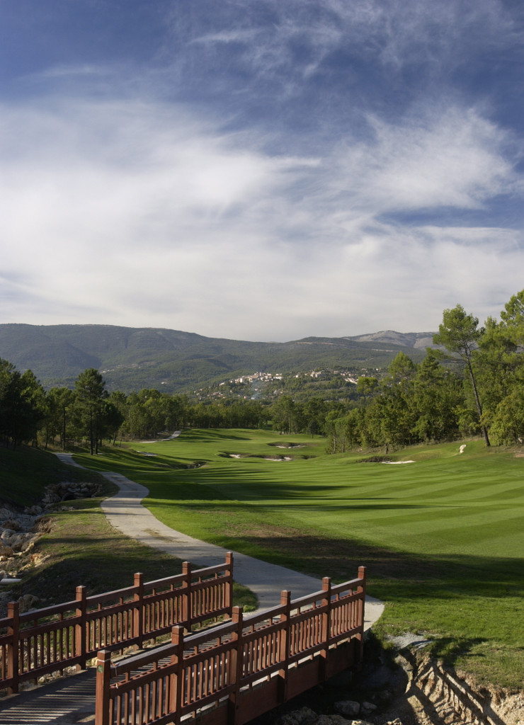 Terre Blanche is one of FRance's finest golf resorts