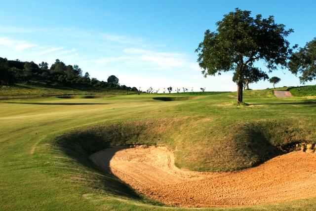 Morgado de Reguengo Golf Club, Algarve, Portugal