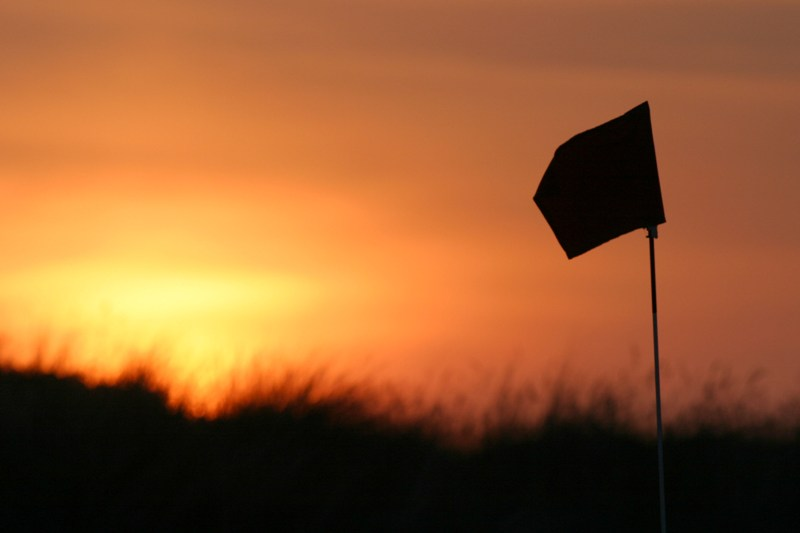 Royal Birkdale sunset loresolution