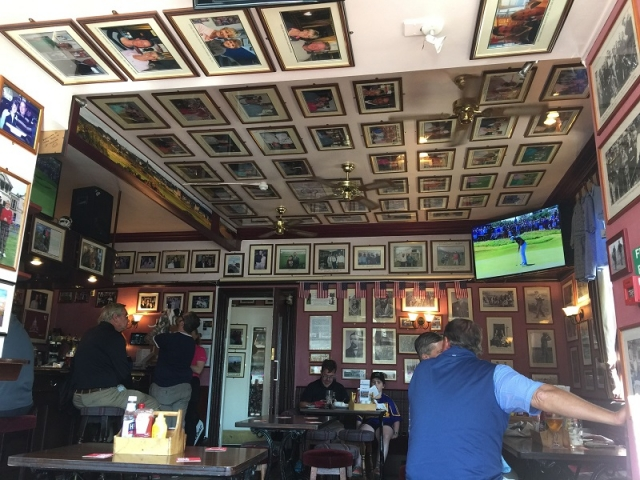 The golfer's pub - The Dunvegan