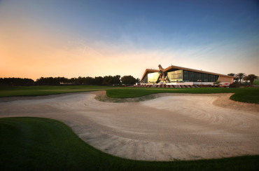 Night golf launched at Abu Dhabi Golf Club