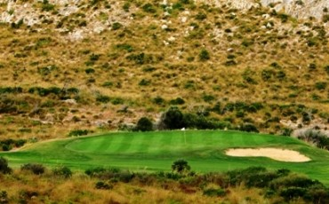 Picture perfect golf at Capdepera