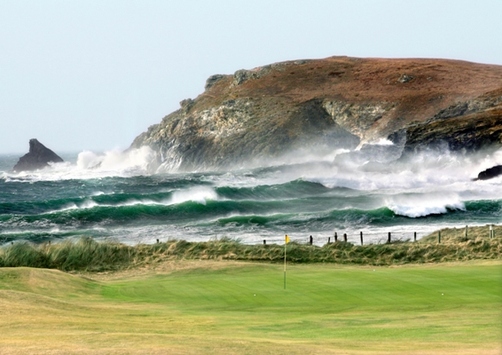 Trevose Golf Club and Trevose Head