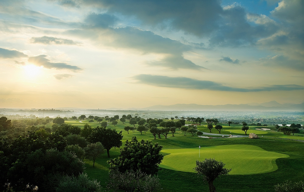 Golf Son Gual in Mallorca