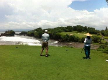 Reader Photo: Nirwana Bali Golf Club, Bali