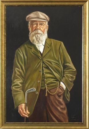 Old Tom Morris - pioneer of professional golf