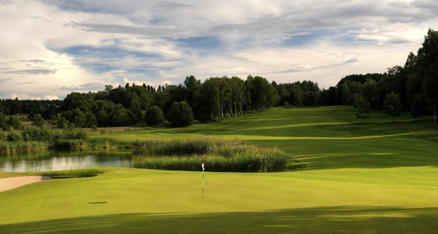 The Estonian Golf and Country Club Hole 12