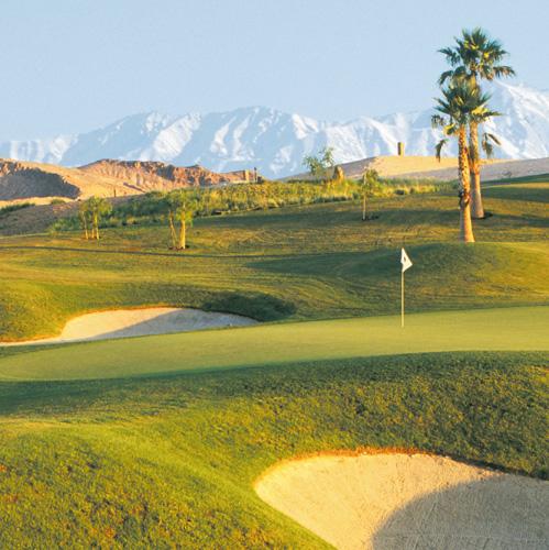 Marrakech Golf Club, Assoufid, Morocco