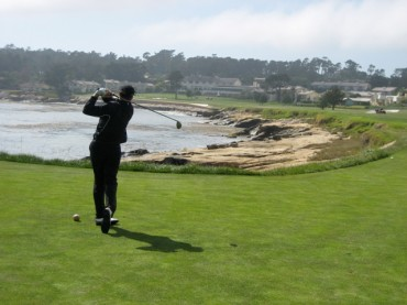 Reader Photo: Pebble Beach Golf Links