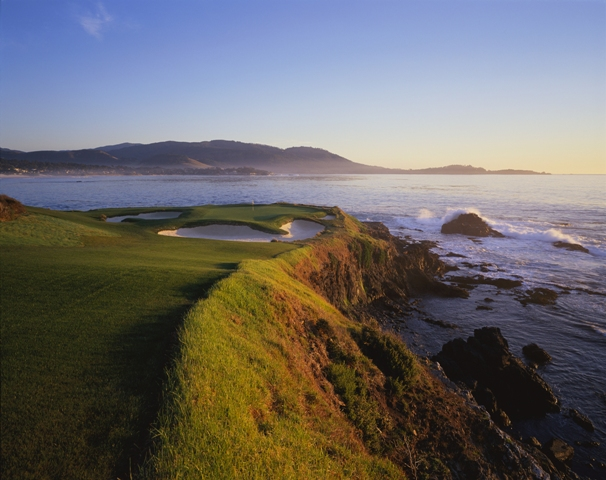 Hole 7 at Pebble Beach Golf Links