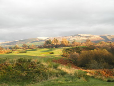 Reader Review: Queen's Course, Gleneagles