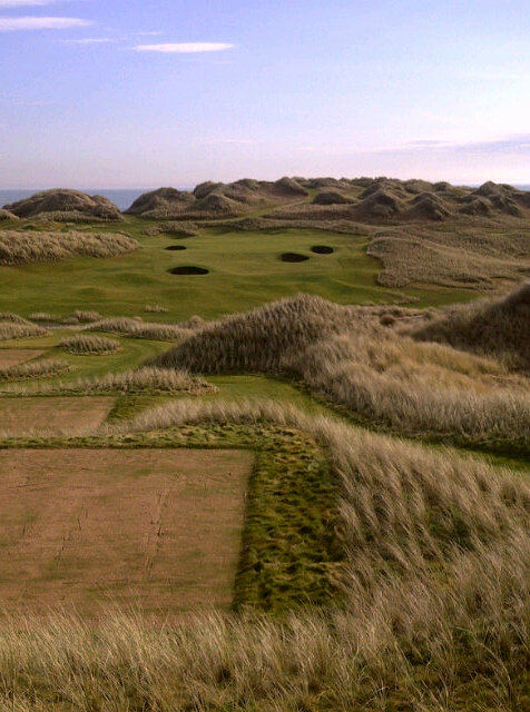 Trump threatens to scrap Scottish Links project