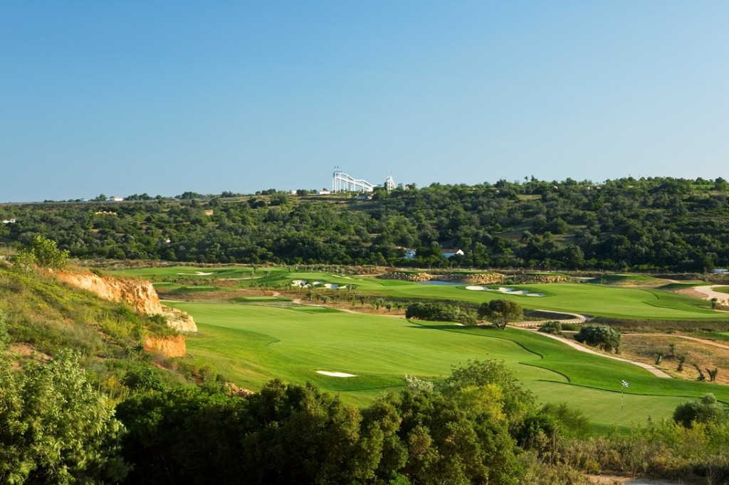 Nick Faldo designed Oceanico Amendoeira Golf Resort