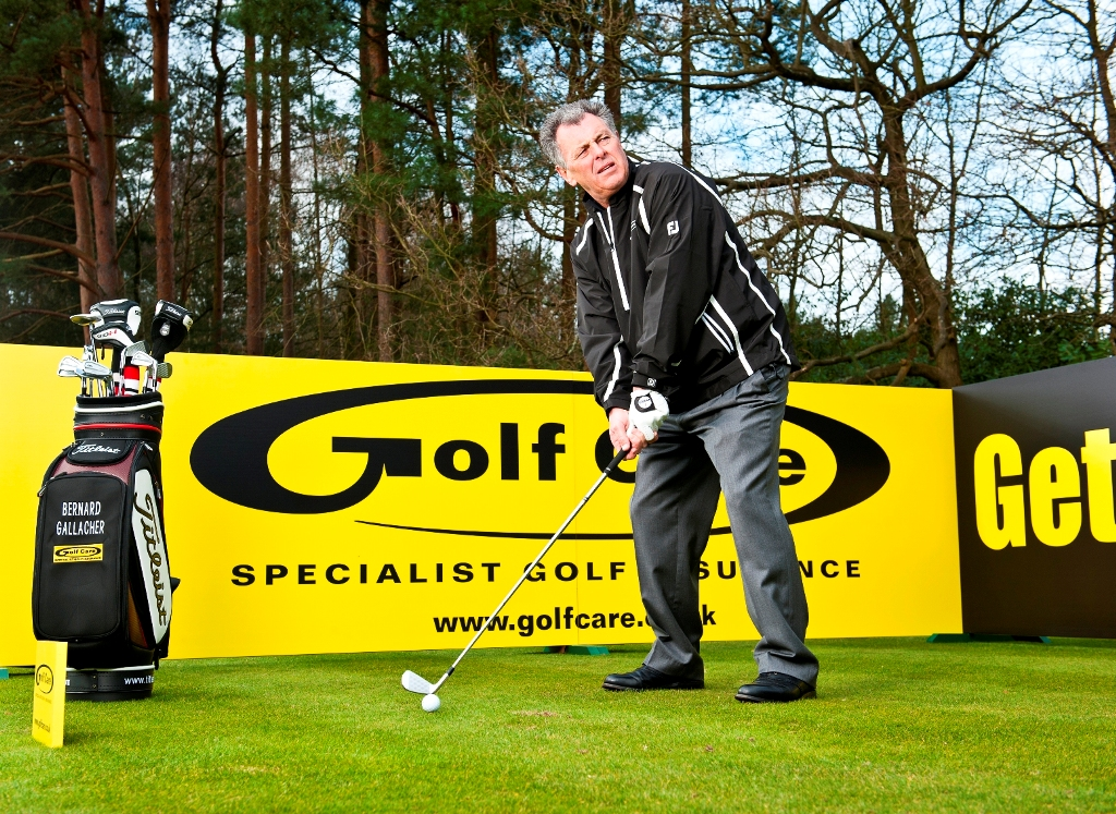 Bernard Gallacher - Golf Care Ambassador