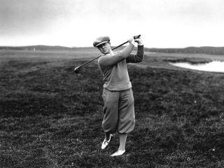 American Golfer Bobby Jones