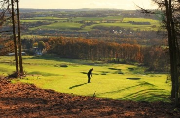 Win a fourball at Close House worth £400