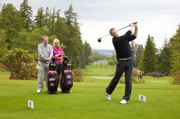 De Vere celebrates birthday of alternative golf club