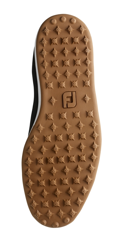 New spikeless dimpled sole golf shoes from FootJoy