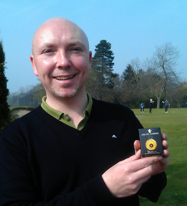 Golf Writer of the Month Global Golfer