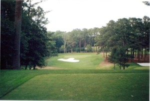 Augusta National Juniper Hole #6
