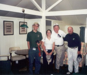 The Crow's Nest at Augusta National