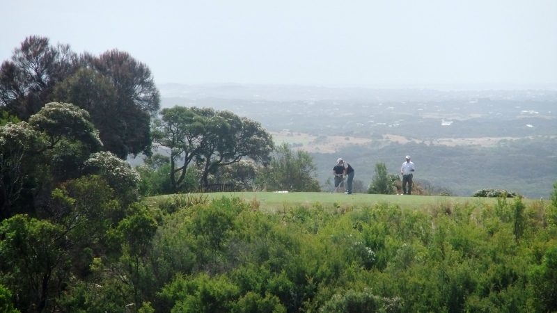 The rise and fall of Cape Schanck Golf course