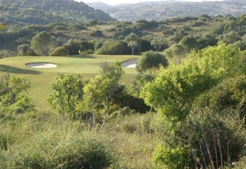 Newest golf course on the Algarve, Espiche Golf
