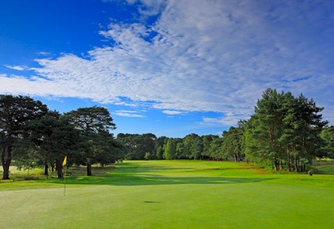 Ferndown Golf Club Dorset