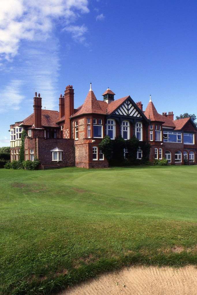 Lytham is 181 yards longer for 2012 Open
