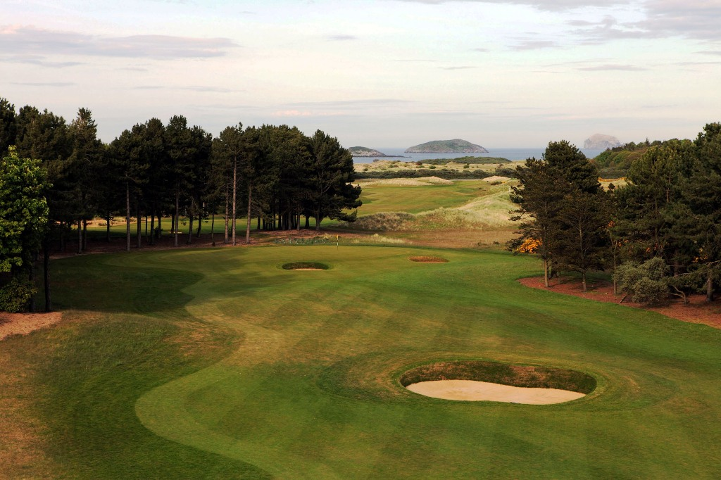 Fidra Links at Archerfield