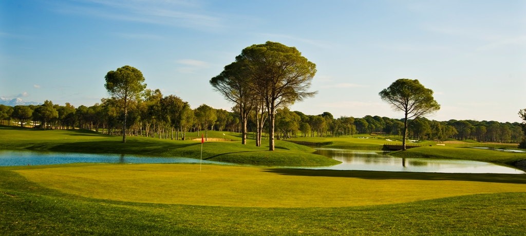 Easy on the eye - Carya Golf, Belek, Turkey