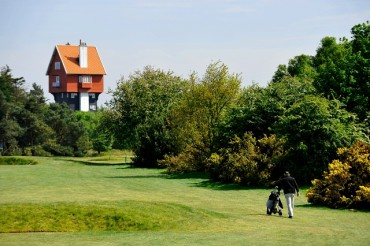 Golf hotel's dry invite after wettest summer on record