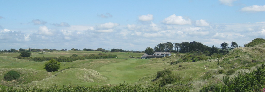 St Enodoc Golf Club Cornwall