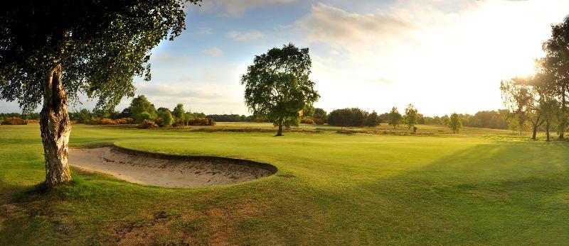 Thorpeness Golf Club, Suffolk 15th green