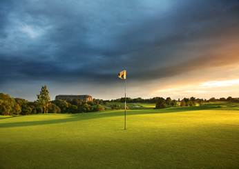 Free golf at Celtic Manor Resort Roman Road Course