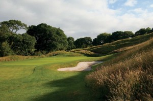 St Mellion Golf and Country Club, Cornwall, hole 7