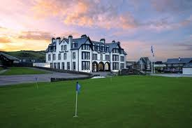 Ugadale Hotel Macrahanish Dunes Golf Club