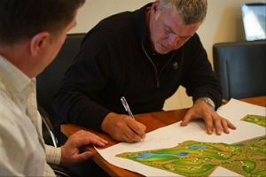 Darren Clarke to co-design Scottish Links