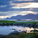 midnight golf at Lofoten Links lr globalgolfermagazine