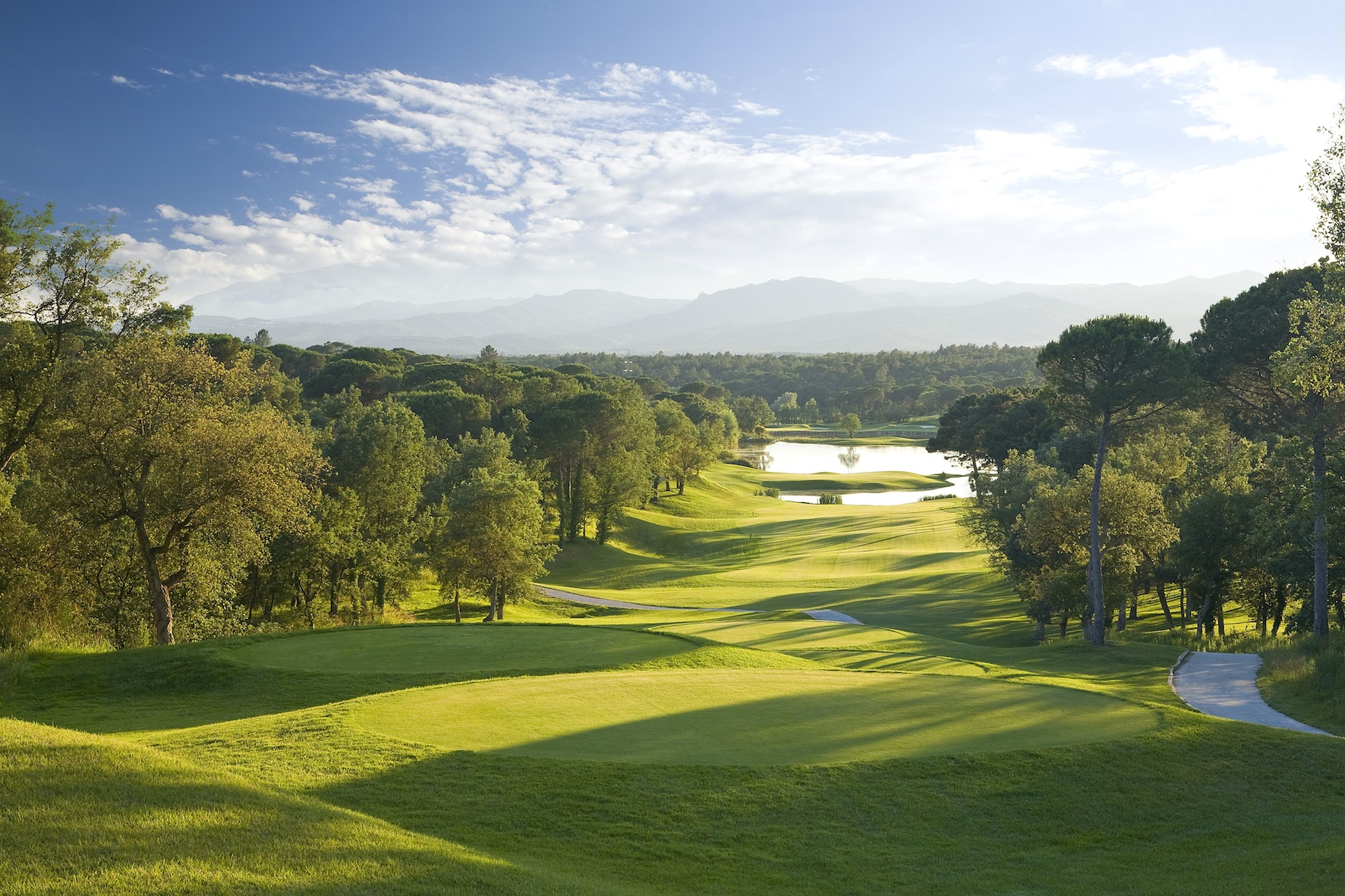 PGA Golf de Catalunya, Girona, Spain