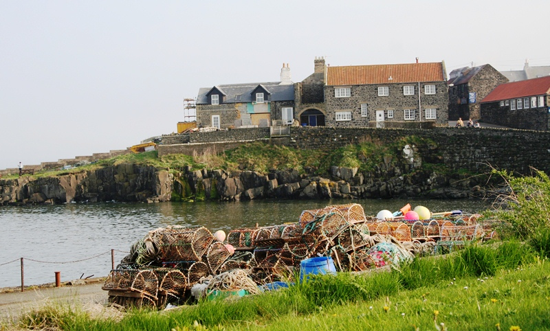 Craster Harbour - a perfect Northumberland holiday cottage destination