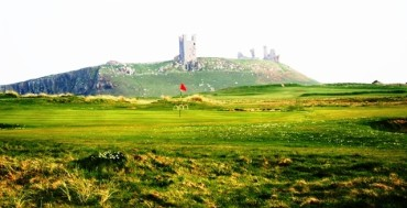 Coast and Castles golf trail – Northumberland