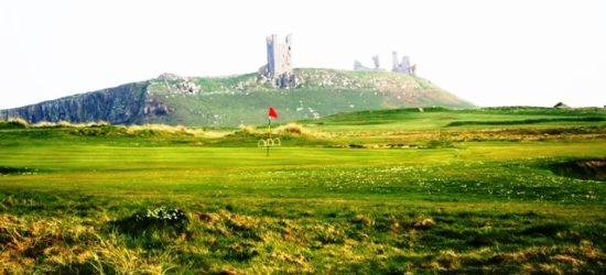 Coast and Castles golf trail – Northumberland