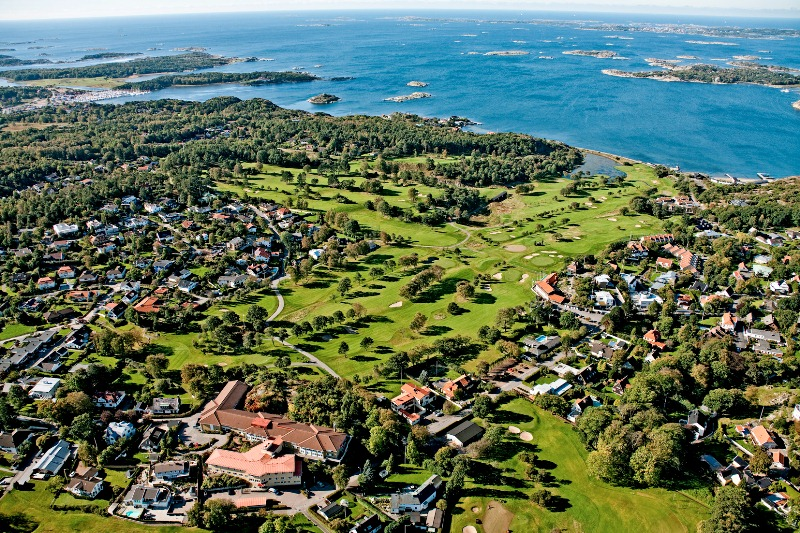 Historic facelift for Sweden's oldest golf club