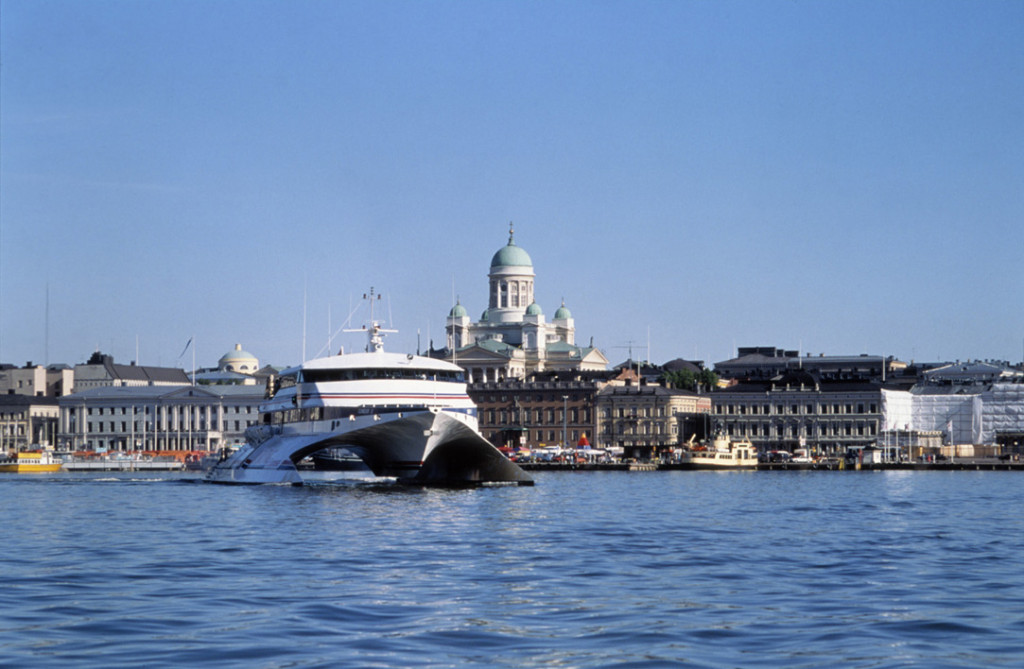 Helsinki is a cool and cosmpopolitan city on the water